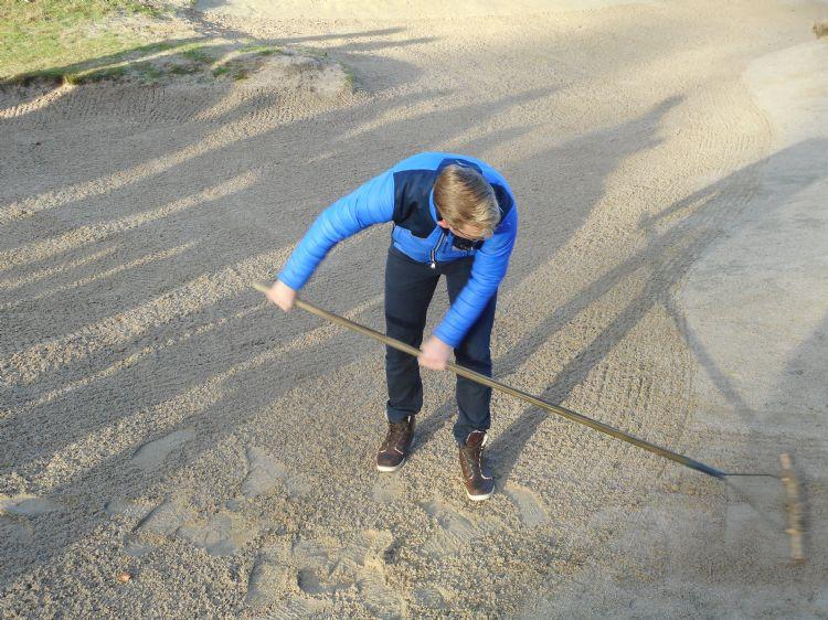 Jurrian van der Vaart: 'Minder bunkers, maar juist geplaatst, dat maakt een baan leuker.'
