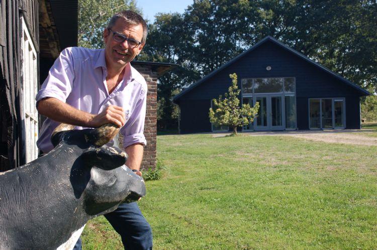 Joep Driessen, oprichter van CowSignals Training Company: 'Boeren luisteren naar boeren, adviseurs luisteren naar adviseurs en ondernemers luisteren naar ondernemers.'