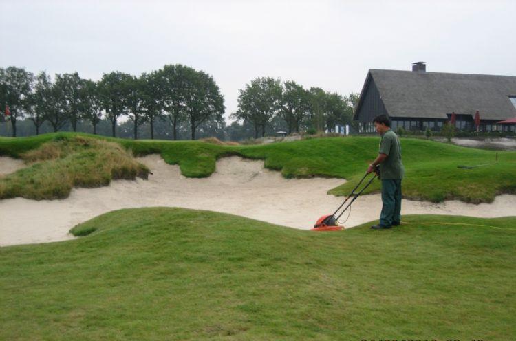 Archieffoto van golfbaan Stippelberg.