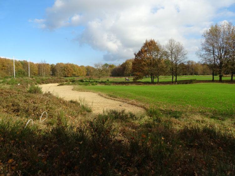 De Gelpenberg, een van de banen die Vos Ruinerwold in beheer heeft.