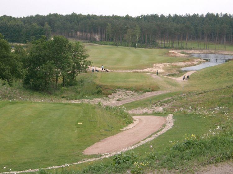 Archieffoto van Golfpark Spandersbosch.
