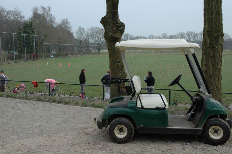 Archieffoto van golfbaan Rosmalen