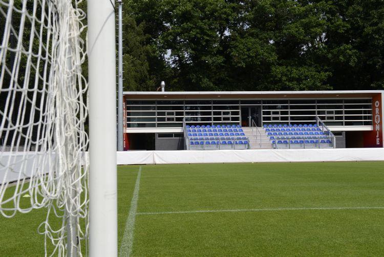 Gastlocatie voor de Nationale Grasdag is dit keer de KNVB-campus in Zeist. Bron foto: KNVB-campus