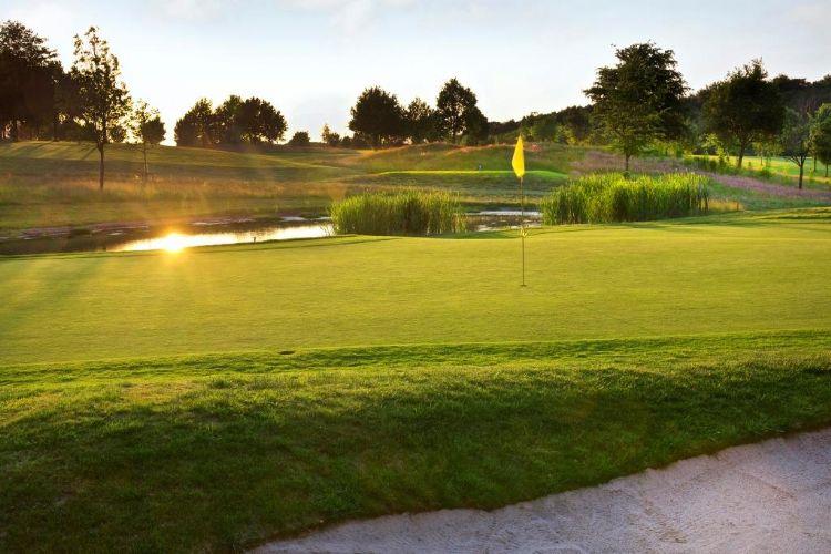 Golfbaan Wittem. Foto: Willy Opreij