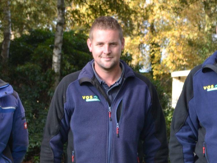 Remko Liezen werkte de afgelopen jaren als hoofdgreenkeeper op De Gelpenberg.