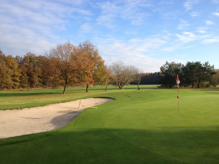 Archieffoto van Golfclub Zwolle.