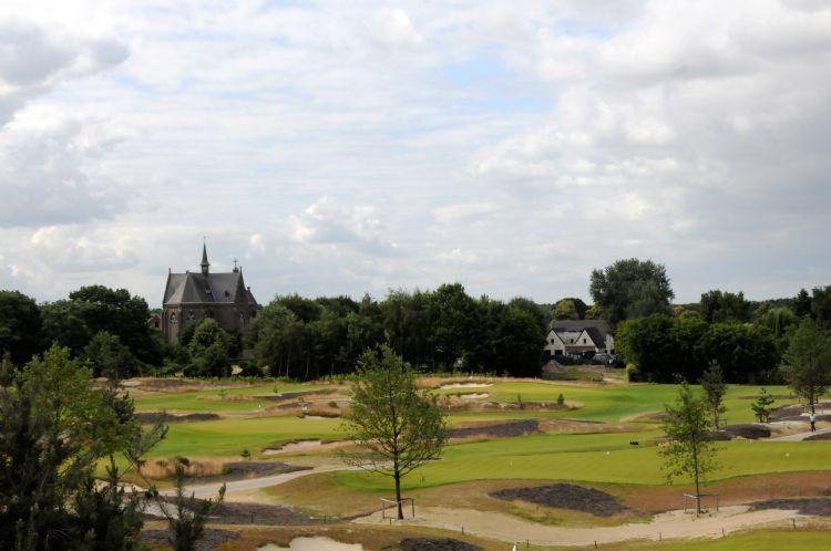 Het KLM Open zou in 2020 voor het eerst gespeeld worden op Bernardus Golf.