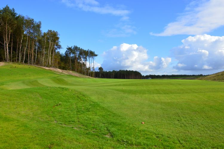 Golfbaan The Links Valley in Ermelo
