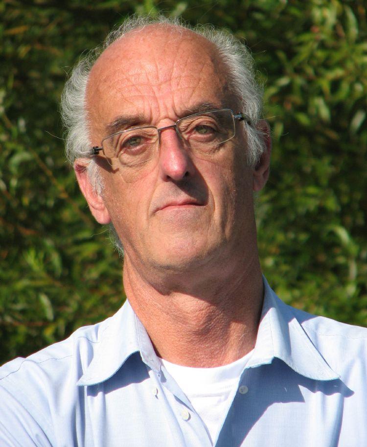 Archieffoto van Frans Kind uit 2009, op zijn thuisbaan De Batouwe