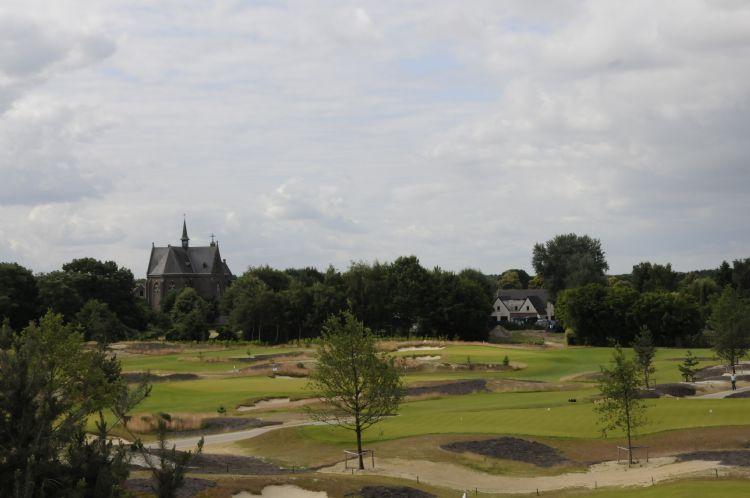 Het Dutch Open wordt gespeeld op Bernardus in Cromvoirt.
