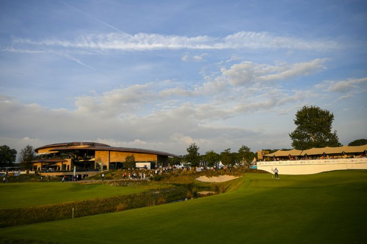 Bernardus Golf in Cromvoirt is ook in 2022 de locatie voor het Dutch Open. Foto: Getty Images